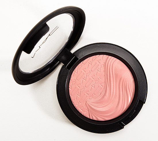 MAC At Dusk Extra Dimension Blush