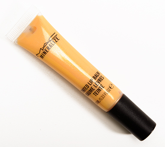 MAC Baking Beauty Mineralize Tinted Lip Balm