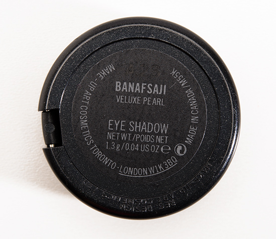 MAC Banafsaji Eyeshadow