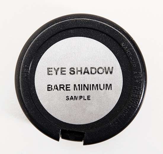 MAC Bare Minimum Eyeshadow
