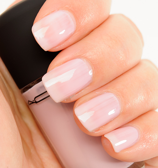 MAC Confectionary Nail Lacquer