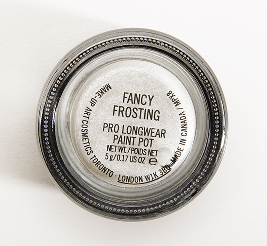 MAC Fancy Frosting Pro Longwear Paint Pot
