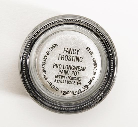 MAC Fancy Frosting Pro Longwear Paint Pot