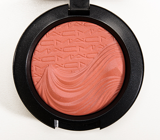 MAC Fiery Impact Extra Dimension Blush