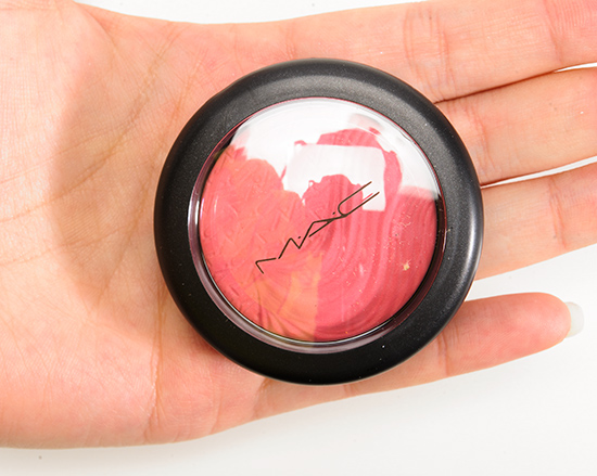 MAC Flaming Chic Extra Dimension Blush