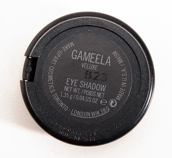 MAC Gameela Eyeshadow