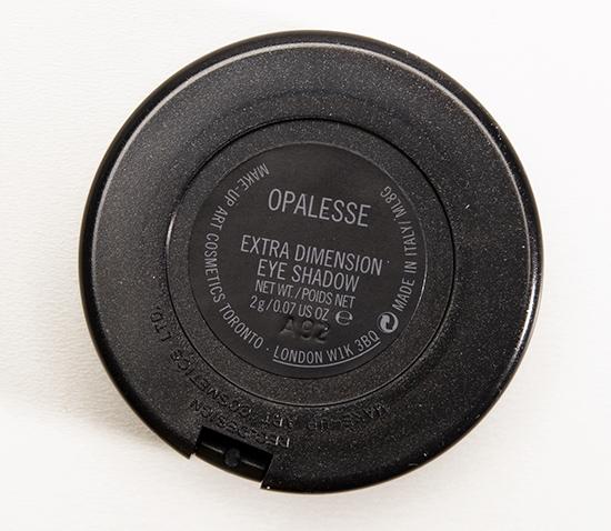 MAC Opalesse Extra Dimension Eyeshadow