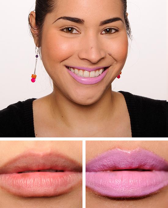 MAC Raspberry Swirl Lipstick