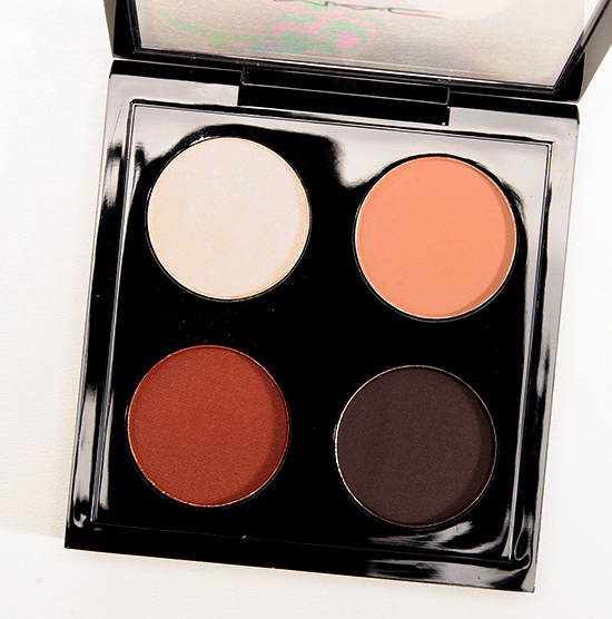 MAC Rimal Dahabia Eyeshadow Quad