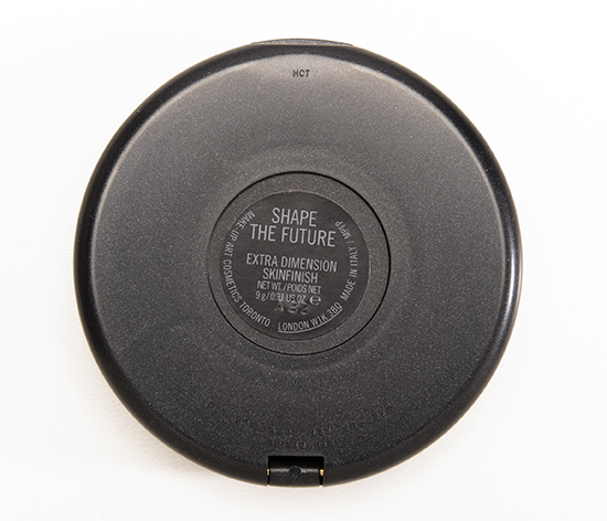 MAC Shape the Future Extra Dimension Skinfinish