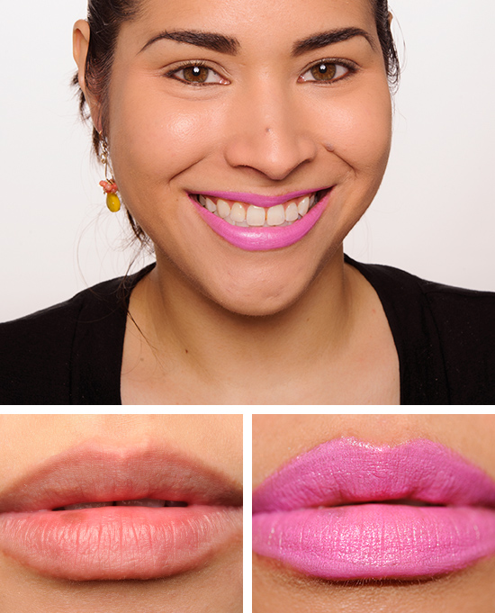 Maybelline Pink Pop ColorSensational Vivids Lip Color