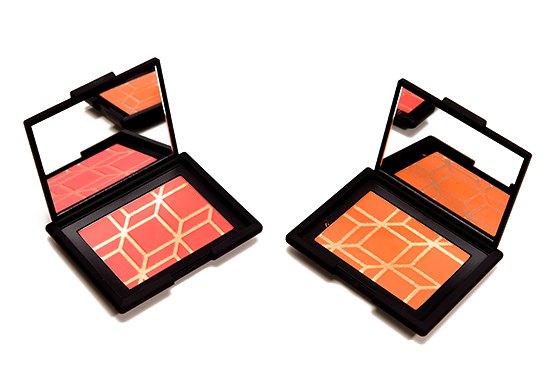 NARS x Pierre Hardy High Voltage Blushes