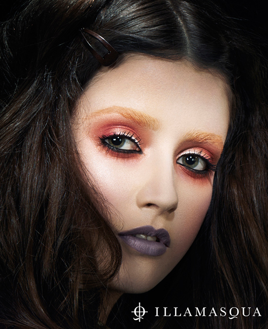 Illamasqua Paranormal Collection for Summer 2013