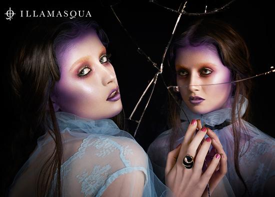 Illamasqua Paranormal Collection for Summer 2013