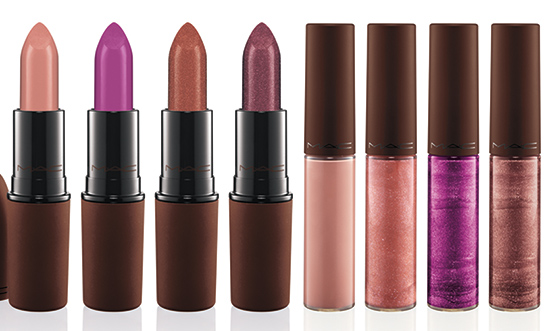 MAC Temperature Rising Collection for Summer 2013