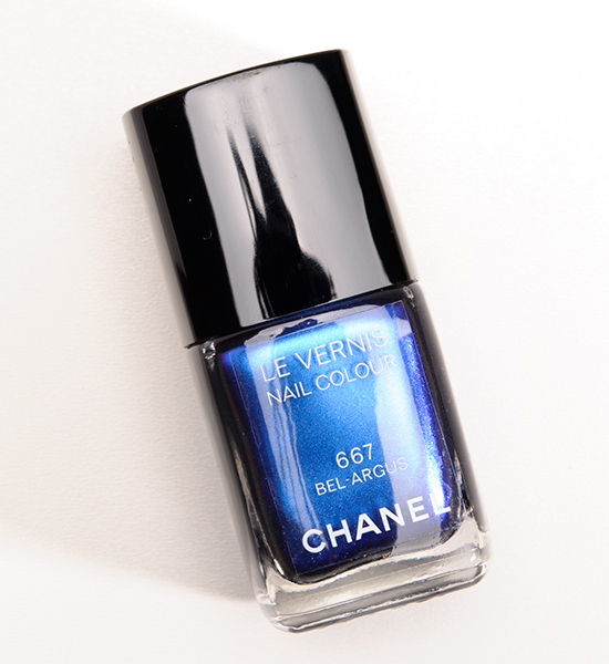 Chanel Bel-Argus (667) Le Vernis Nail Colour