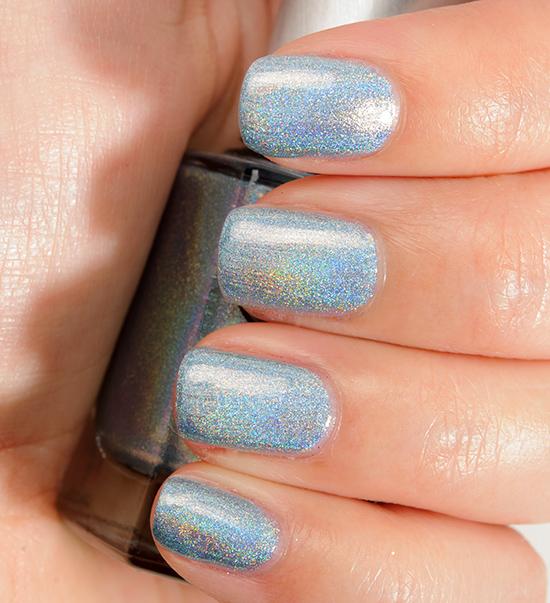 Color Club Blue Heaven Nail Lacquer