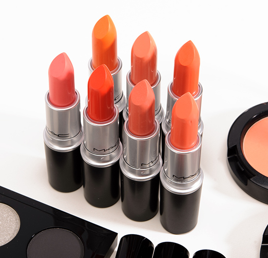 MAC All About Orange Collection