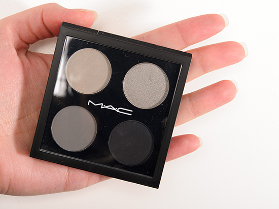 MAC Rainy Season Eyeshadow Quad