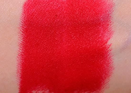 MAC RiRi Woo (Left) / Ruby Woo (Right) Lipstick