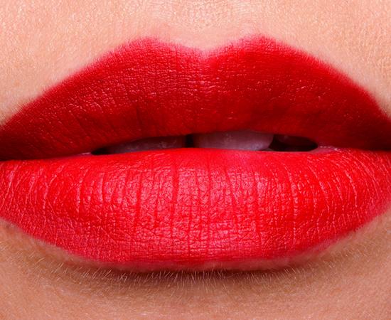MAC RiRi Woo Lipstick Review, Photos, Swatches