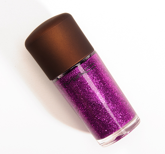 MAC Scorching Haute Nail Lacquer