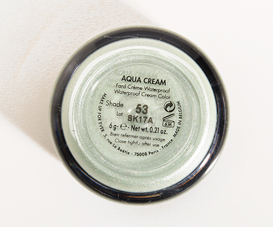 Make Up For Ever #53 Aqua Cream
