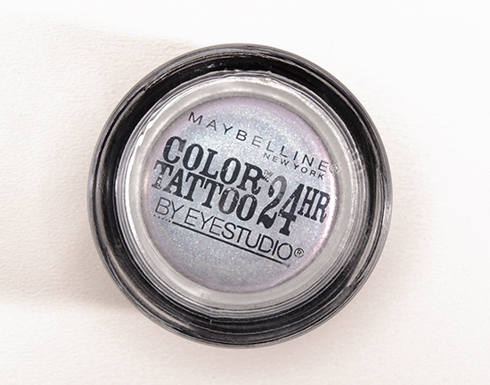 Maybelline Cool Crush 24HR Color Tattoo Eyeshadow