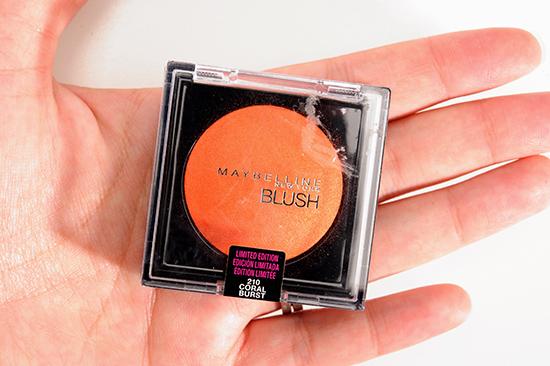 Maybelline Coral Burst Blush