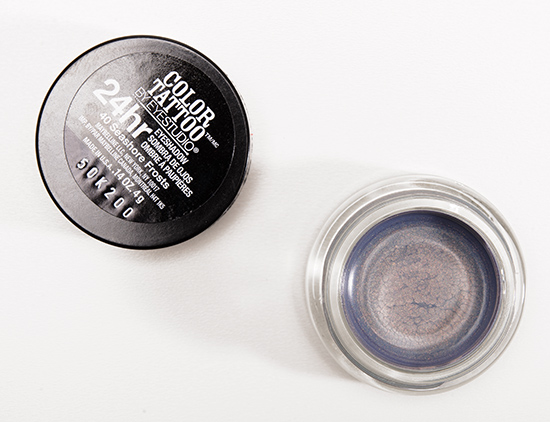 Maybelline Seashore Frosts 24HR Color Tattoo Eyeshadow