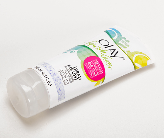 Olay Fresh Effects Bead Me Up Exfoliating Cleanser