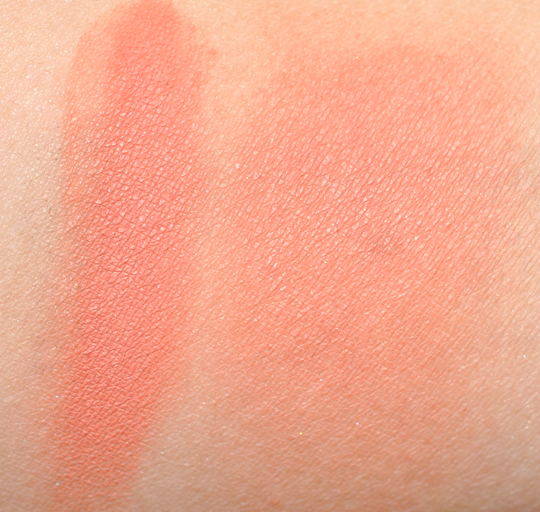 9 Lululemon Dupes That Will Shock You: MAC Melba Powder Blush Review & Swatches