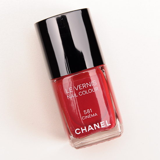 Chanel Cinema and Paparazzi Le Vernis Nail Colour Review, Photos ...