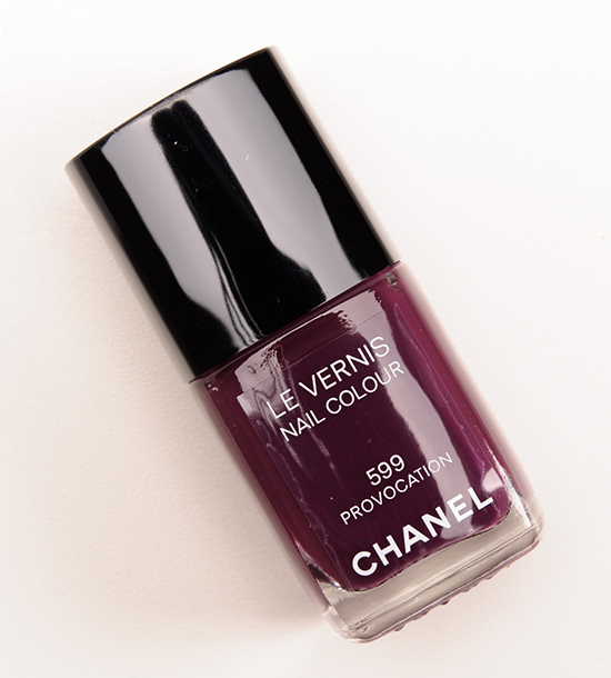 Chanel Provocation Le Vernis Nail Colour