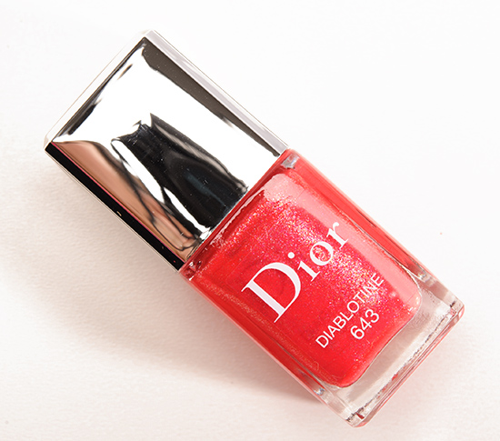 Dior Diablotine (643) Nail Lacquer