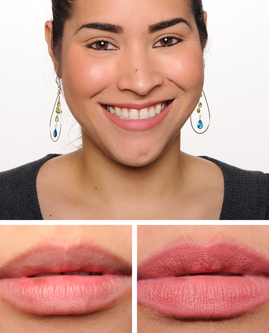 Flower Beauty Petal Kiss Kiss Stick Velvet Lip Color