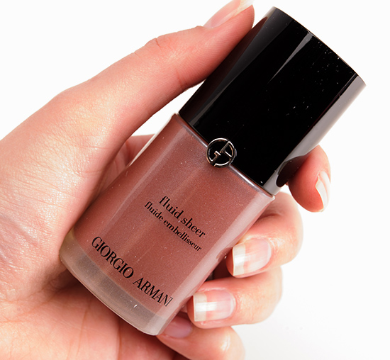 Giorgio Armani No. 12 Fluid Sheer