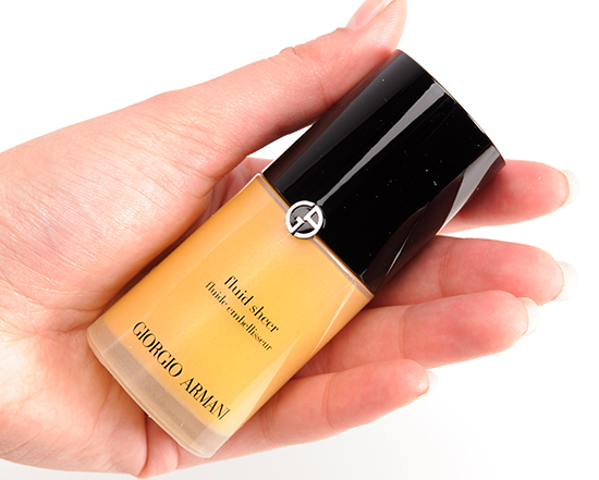 Giorgio Armani No. 04 Fluid Sheer