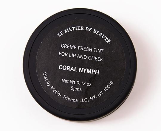 Le Metier de Beaute Coral Nymph Creme Fresh Tint
