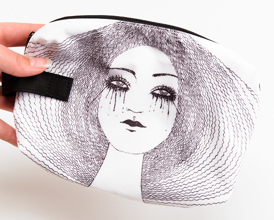 MAC Illustrated Bag 1 by Anja Kroencke