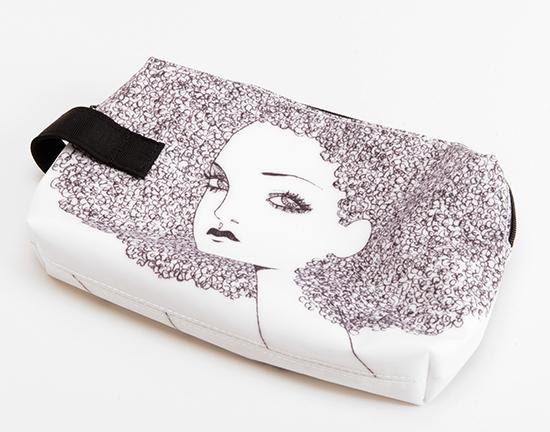 MAC Illustrated Bag 2 by Anja Kroencke