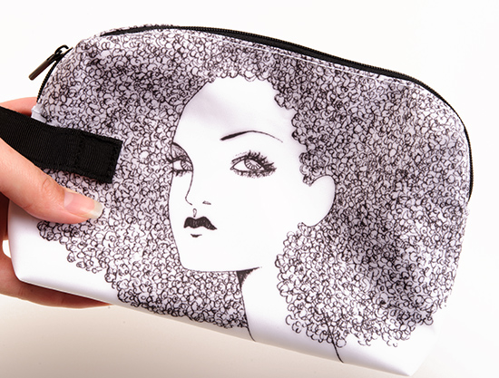 MAC Illustrated Bag 2 by Anja Kroencke
