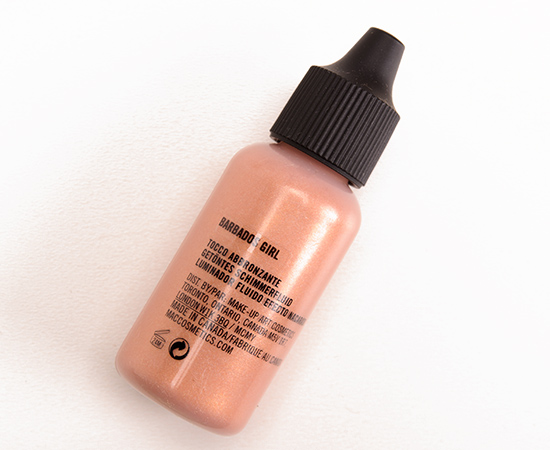 MAC Barbados Girl Lustre Drops