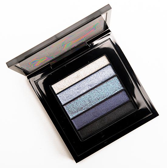 MAC Bleuluxe Veluxe Pearlfusion Eyeshadow Palette
