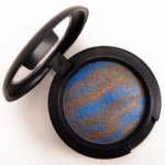 MAC Bossa Blue Mineralize Eyeshadow