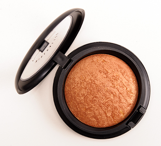 MAC Gold Deposit Mineralize Skinfinish