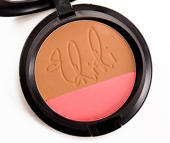MAC Hibiscus Kiss Powder Blush Duo