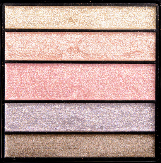 MAC Pastelluxe Veluxe Pearlfusion Eyeshadow Palette
