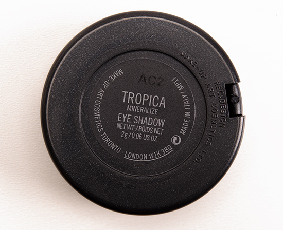 MAC Tropica Mineralize Eyeshadow