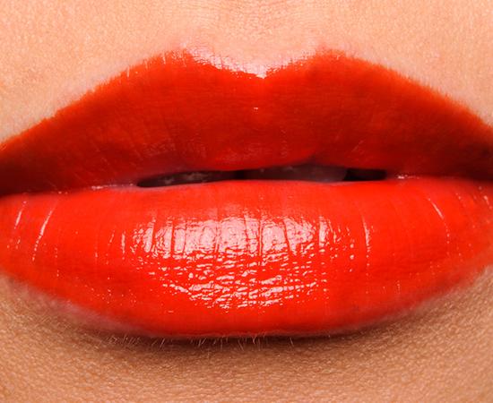 Maybelline Neon Red ColorSensational Vivid Lipcolor